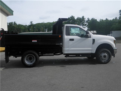 2018 F-350 Regular Cab DRW 4x4,  Reading Marauder SL Dump Body #F14779 - photo 10