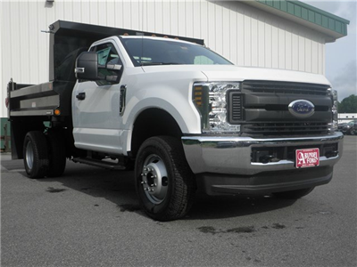 2018 F-350 Regular Cab DRW 4x4,  Reading Marauder SL Dump Body #F14779 - photo 11