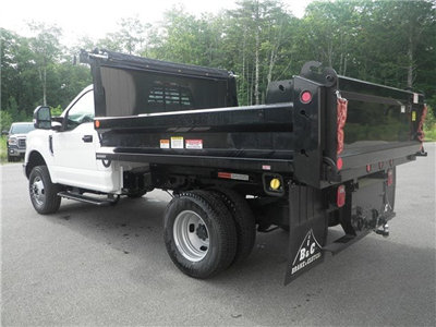 2018 F-350 Regular Cab DRW 4x4,  Reading Marauder SL Dump Body #F14779 - photo 2