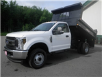 2018 F-350 Regular Cab DRW 4x4,  Reading Marauder SL Dump Body #F14779 - photo 7