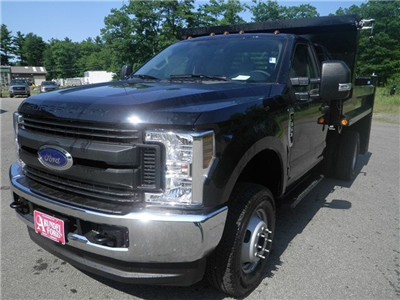 2018 F-350 Regular Cab DRW 4x4,  Reading Marauder SL Dump Body #F14780 - photo 1