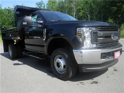 2018 F-350 Regular Cab DRW 4x4,  Reading Marauder SL Dump Body #F14780 - photo 9