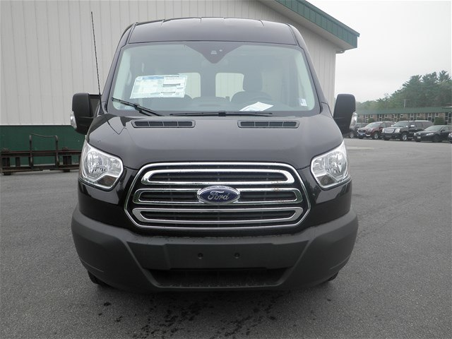 2018 Transit 250 Med Roof 4x2,  Empty Cargo Van #F14826 - photo 5