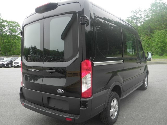 2018 Transit 250 Med Roof 4x2,  Empty Cargo Van #F14826 - photo 9