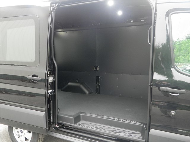 2018 Transit 250 Med Roof 4x2,  Empty Cargo Van #F14826 - photo 21