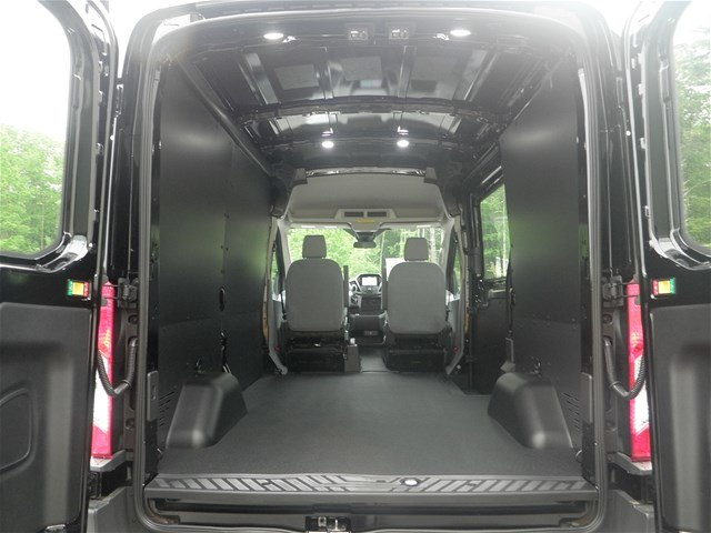 2018 Transit 250 Med Roof 4x2,  Empty Cargo Van #F14826 - photo 2