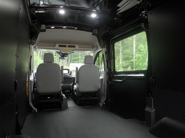2018 Transit 250 Med Roof 4x2,  Empty Cargo Van #F14826 - photo 23