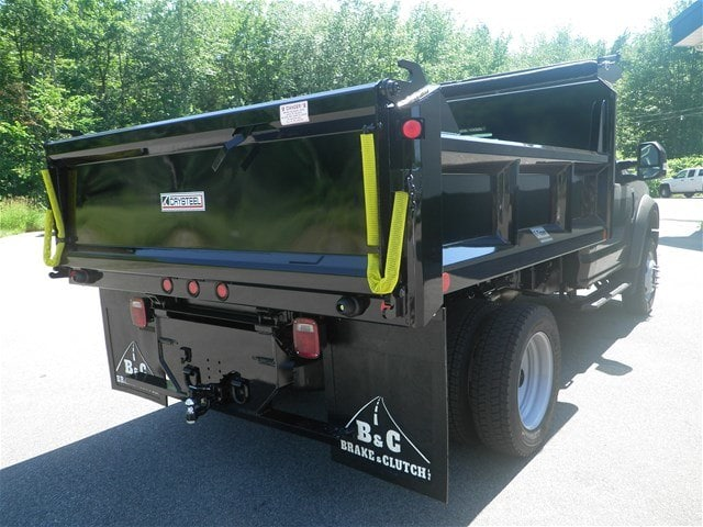2018 F-550 Regular Cab DRW 4x4,  Crysteel E-Tipper Dump Body #F14843 - photo 7
