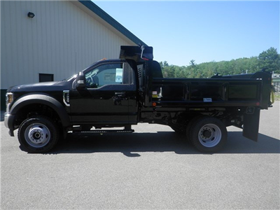 2018 F-550 Regular Cab DRW 4x4,  Crysteel E-Tipper Dump Body #F14843 - photo 5