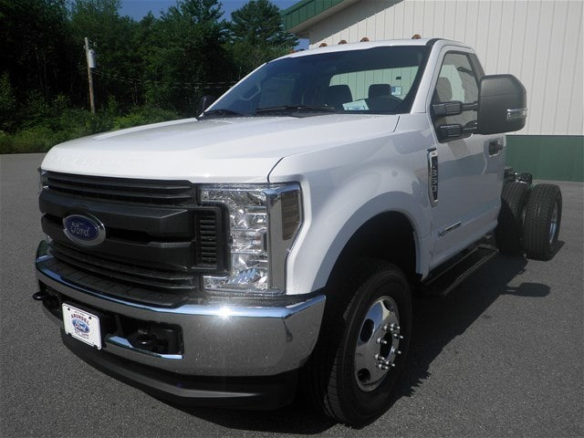 2018 F-350 Regular Cab DRW 4x4,  Cab Chassis #F14852 - photo 1