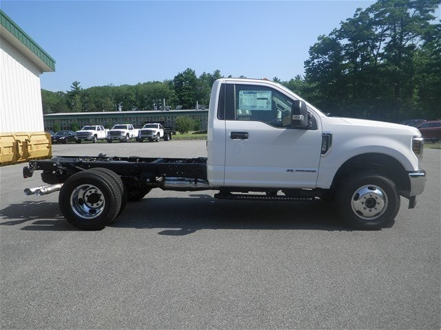 2018 F-350 Regular Cab DRW 4x4,  Cab Chassis #F14852 - photo 8