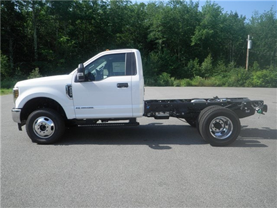 2018 F-350 Regular Cab DRW 4x4,  Cab Chassis #F14852 - photo 5