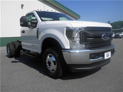 2018 F-350 Regular Cab DRW 4x4,  Cab Chassis #F14852 - photo 9