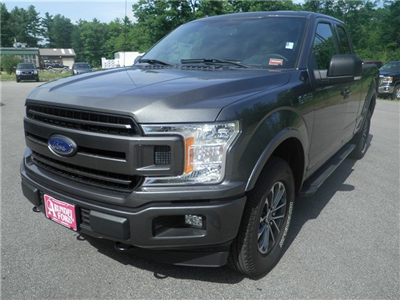 2018 F-150 Super Cab 4x4,  Pickup #F14895 - photo 1