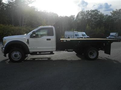 2018 F-550 Regular Cab DRW 4x4,  Platform Body #F14901 - photo 6
