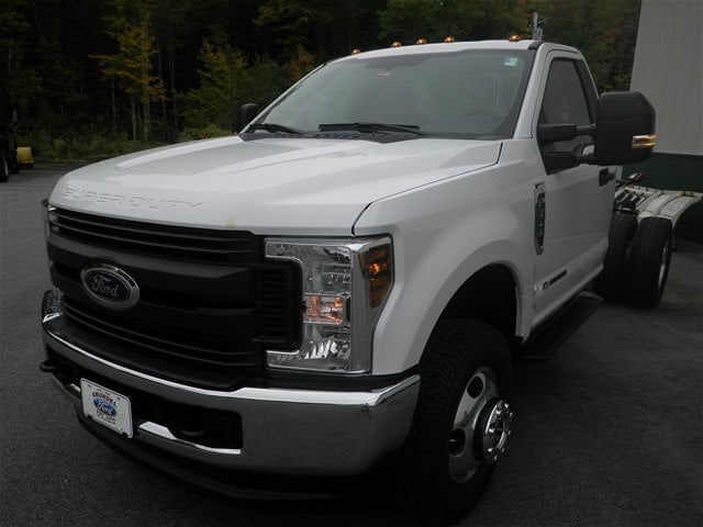 2019 F-350 Regular Cab DRW 4x4,  Cab Chassis #F14964 - photo 1