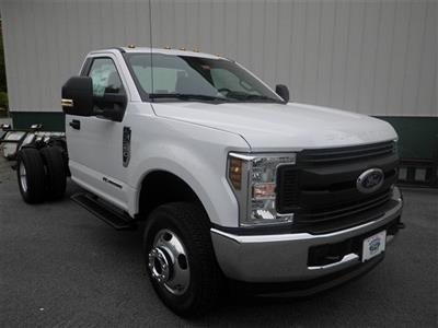 2019 F-350 Regular Cab DRW 4x4,  Cab Chassis #F14964 - photo 3