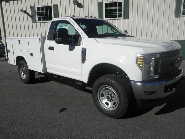 2019 F-350 Regular Cab 4x4,  Reading Service Body #F14977 - photo 3