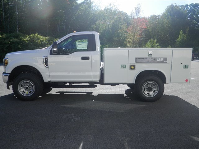 2019 F-350 Regular Cab 4x4,  Reading Service Body #F14977 - photo 7