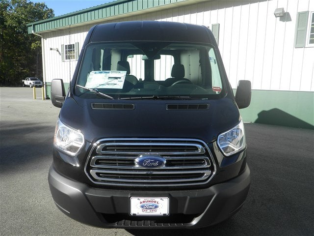 2019 Transit 250 Med Roof 4x2,  Empty Cargo Van #F15020 - photo 4