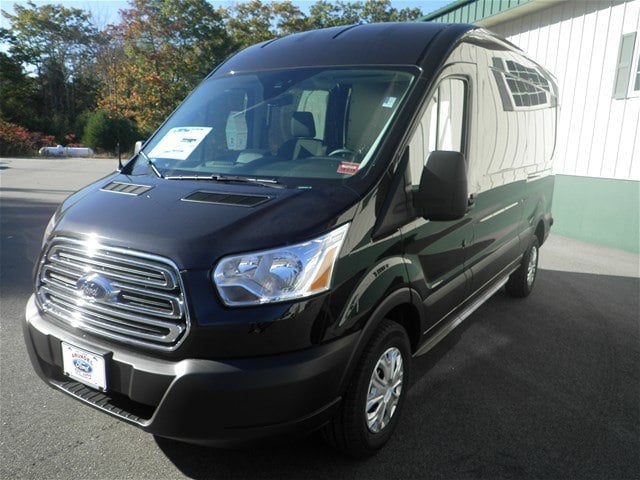 2019 Transit 250 Medium Roof 4x2,  Empty Cargo Van #F15020 - photo 3