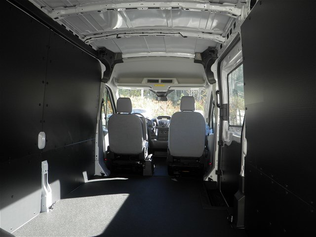 2019 Transit 250 Med Roof 4x2,  Empty Cargo Van #F15039 - photo 2