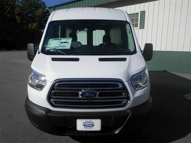 2019 Transit 250 Med Roof 4x2,  Empty Cargo Van #F15039 - photo 4