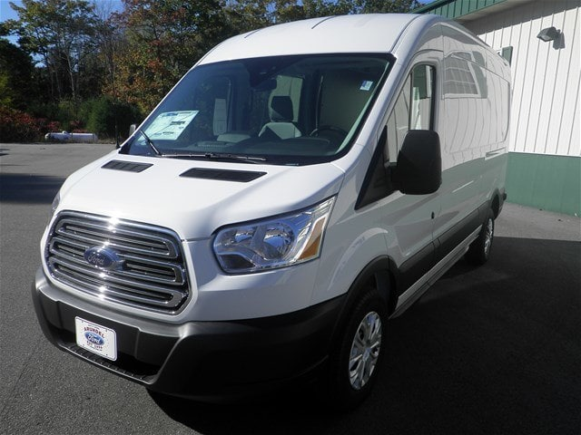 2019 Transit 250 Medium Roof 4x2,  Empty Cargo Van #F15039 - photo 3