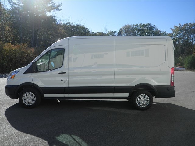 2019 Transit 250 Med Roof 4x2,  Empty Cargo Van #F15039 - photo 5