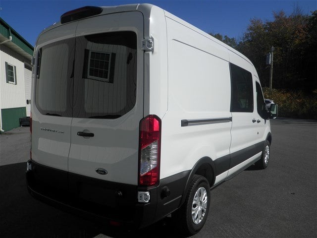2019 Transit 250 Med Roof 4x2,  Empty Cargo Van #F15039 - photo 8