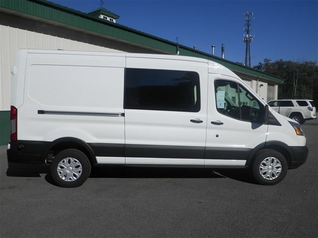 2019 Transit 250 Med Roof 4x2,  Empty Cargo Van #F15039 - photo 9