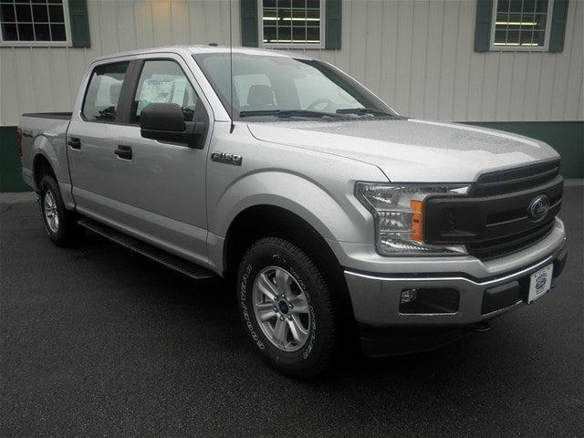 2018 F-150 SuperCrew Cab 4x4,  Pickup #F15060 - photo 3