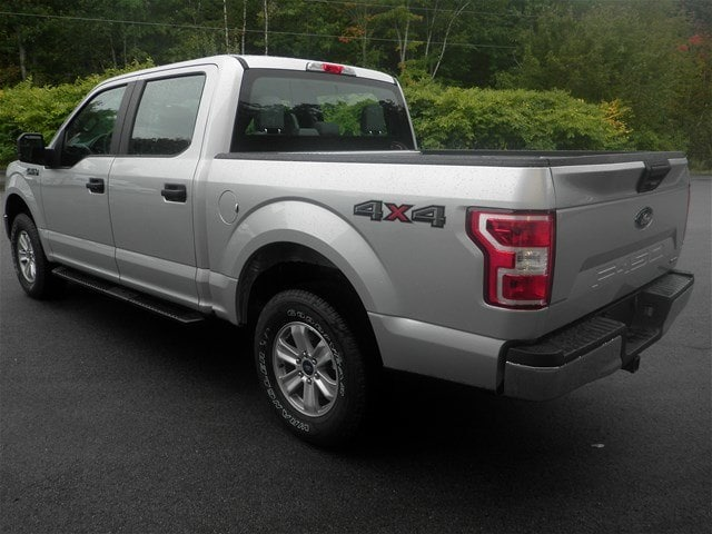 2018 F-150 SuperCrew Cab 4x4,  Pickup #F15060 - photo 2