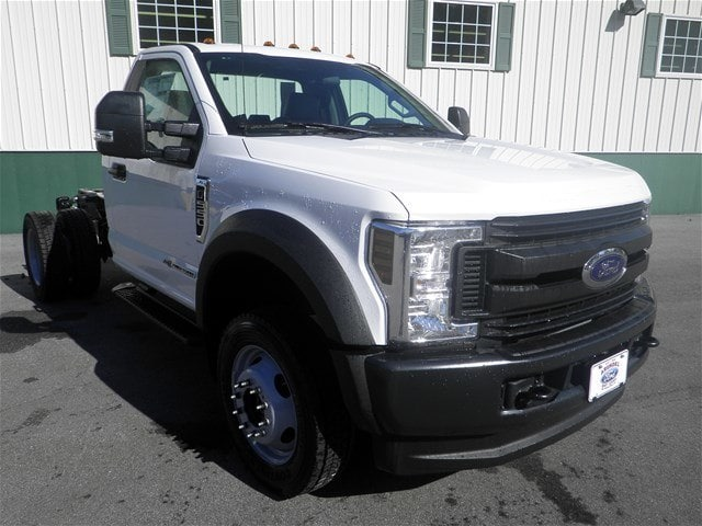 2019 F-550 Regular Cab DRW 4x4,  Cab Chassis #F15091 - photo 3
