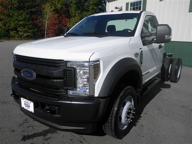 2019 F-550 Regular Cab DRW 4x4,  Cab Chassis #F15091 - photo 1