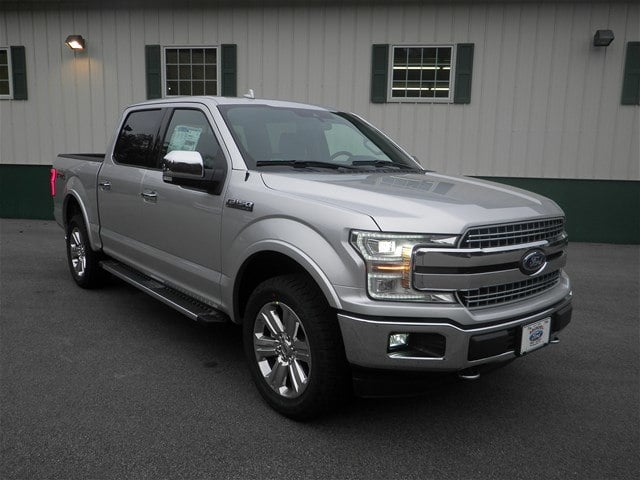 2018 F-150 SuperCrew Cab 4x4,  Pickup #F15107 - photo 3