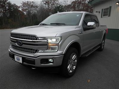 2018 F-150 SuperCrew Cab 4x4,  Pickup #F15107 - photo 1