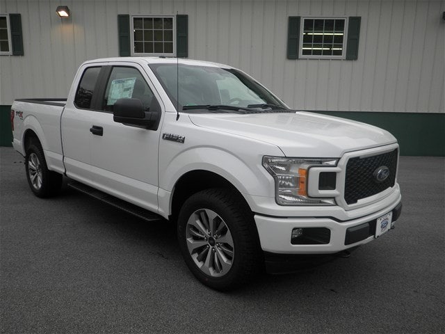2018 F-150 Super Cab 4x4,  Pickup #F15146 - photo 3