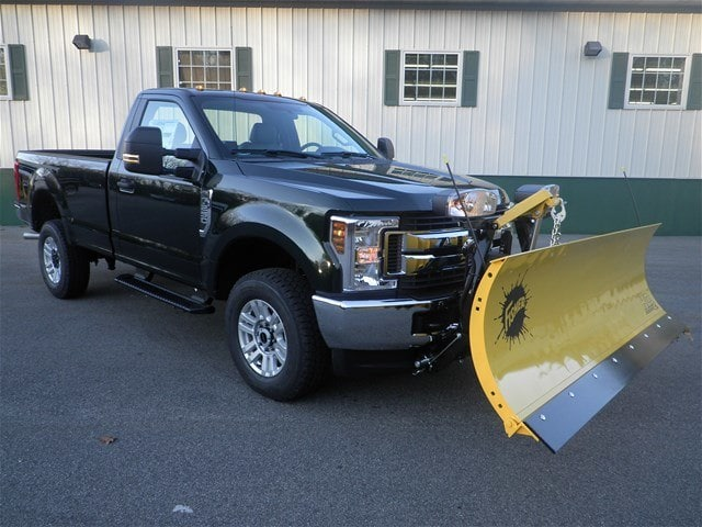 2019 F-250 Regular Cab 4x4,  Fisher Pickup #F15161 - photo 3