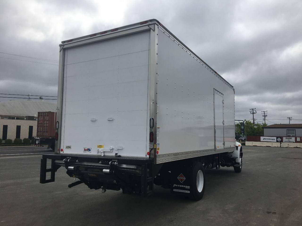 2018 International DuraStar 4300 4x2, U.S. Truck Body Dry Freight #JH002358 - photo 1