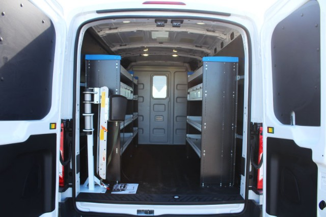 2017 Transit 250 Med Roof 4x2,  Sortimo Upfitted Cargo Van #CF7102 - photo 2