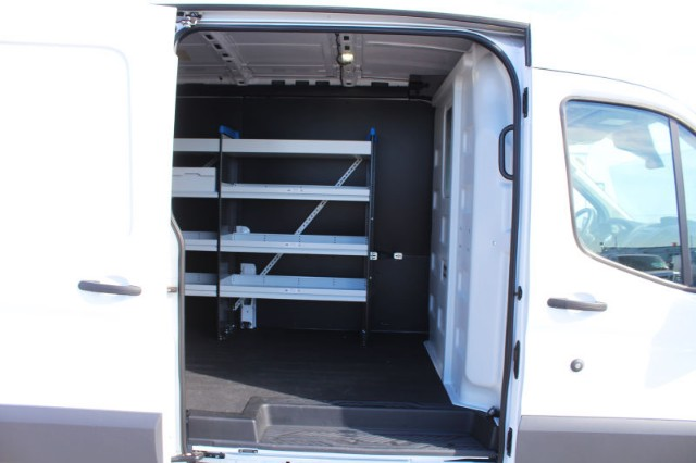 2017 Transit 250 Med Roof 4x2,  Sortimo Upfitted Cargo Van #CF7102 - photo 5