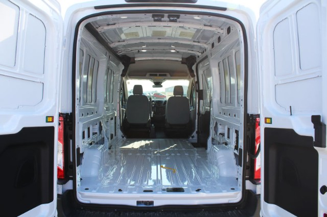 2018 Transit 250 Med Roof 4x2,  Empty Cargo Van #CF8103 - photo 10