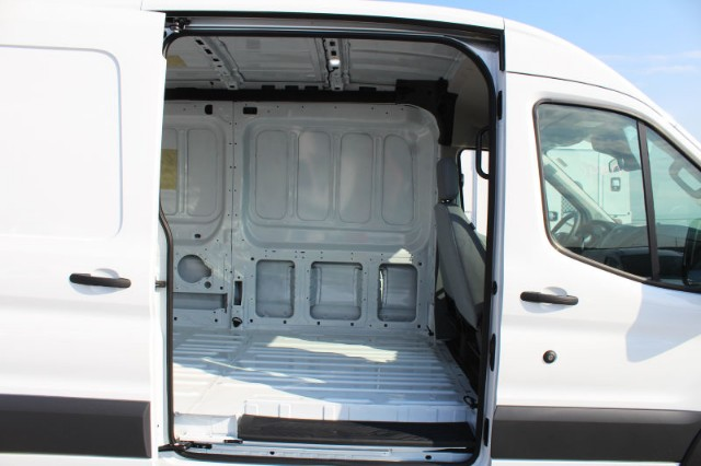 2018 Transit 250 Med Roof 4x2,  Empty Cargo Van #CF8103 - photo 12