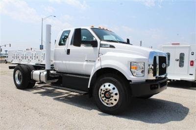 2018 F-750 Super Cab DRW 4x2,  Cab Chassis #CF8109 - photo 1