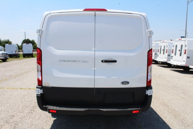 2018 Transit 250 Low Roof 4x2,  Empty Cargo Van #CF8135 - photo 4