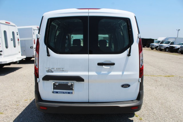 2018 Transit Connect 4x2,  Empty Cargo Van #CF8146 - photo 4