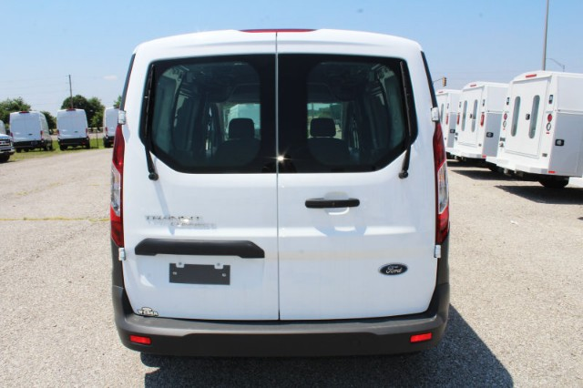 2018 Transit Connect 4x2,  Empty Cargo Van #CF8149 - photo 4