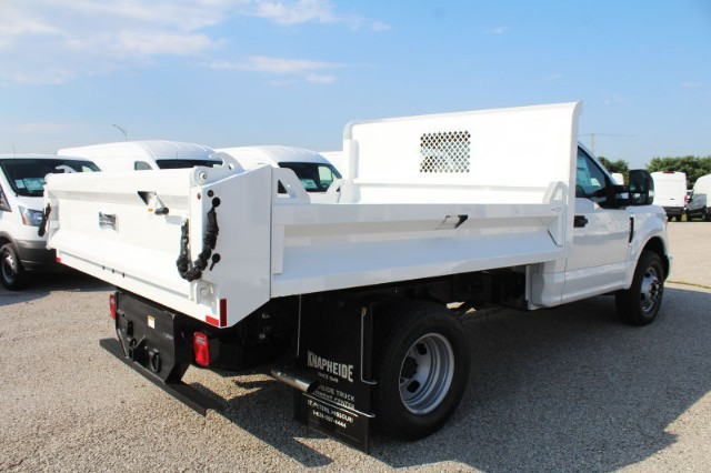 2018 F-350 Regular Cab DRW 4x2,  Knapheide Dump Body #CF8196 - photo 2