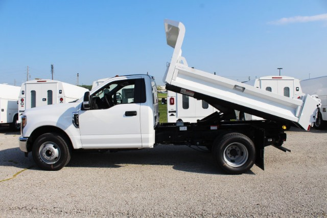 2018 F-350 Regular Cab DRW 4x2,  Knapheide Dump Body #CF8196 - photo 7